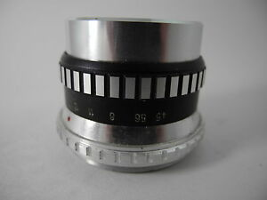 Fotolabor Foto & Camcorder Minette Erweiterung Objektiv 90/4.5 Cheeeeeeeeeeeeeeeep