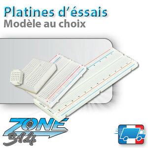 Platine-d-039-essai-25-a-830-pts-ideale-Arduino-Breadboard-PCB-solderless