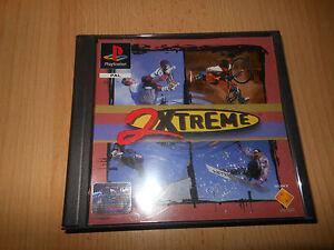 Playstation-1-PS1-2-XTREME-MINT-COLLECTORS-PAL-VERSION