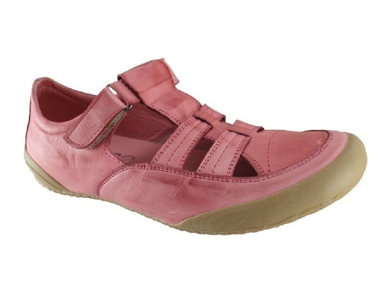 New Mago Clontarf Flesh Pink Soft Leather Sandals   Flats Size 39 EUR