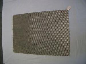 "Aluminum Honeycomb Sheet / Honeycomb Grid Core - 1/2"" cell, 24""x48"", T=.250"""