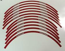 GasGas  Wheel Rim Stickers / Decals TXT Edition, TXT Pro, Ec 250, 300 etc