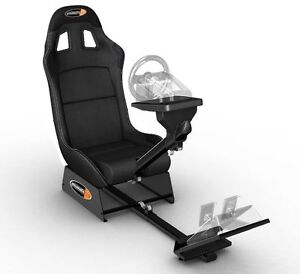 playseat playseats gt revolution racing chassis black diff. Black Bedroom Furniture Sets. Home Design Ideas