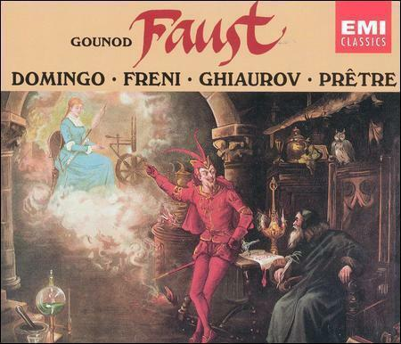 Opera faust gounod synopsis