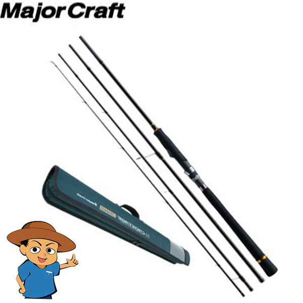 Major Craft CRX-864E 8'6  eging squid fishing spinning rod JAPAN