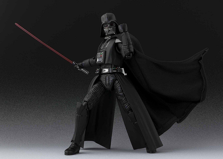 BANDAI S.H. Figuarts Star Wars Darth Vader  UNA NUOVA SPERANZA  Giappone Versione