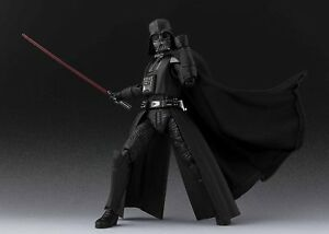 BANDAI S.H.Figuarts Star Wars Darth Vader JAPAN OFFICIAL IMPORT A NEW HOPE