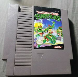 Teenage-Mutant-Ninja-Turtles-NES-Nintendo-Cartridge-Only