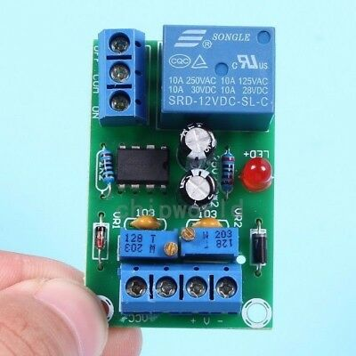 5pcs 12V Intelligent Charger Module Power Supply Controller Automatic Charging