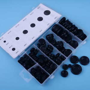 170pcs-Rubber-Grommets-Assortment-Electrical-Wire-Gasket-Firewall-Hole-Plug-Set