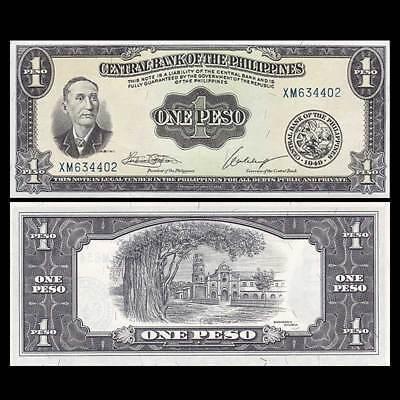 sign 1 Philippines 200 Pesos P140 AU//UNC