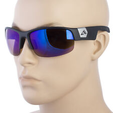 Xloop Hd Vision High Definition Anti Glare Lens Sunglasses Wrap Semi Rimless Hot
