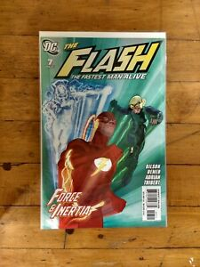 2006 #7 VF//NM THE FASTEST MAN ALIVE THE FLASH