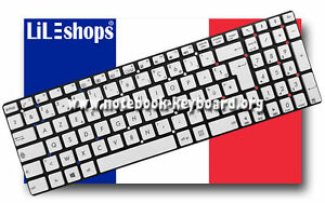 Clavier-Francais-Original-Asus-NSK-UGN0F-9J-N2J82-N0F-0KNB0-612MFR00-NEUF