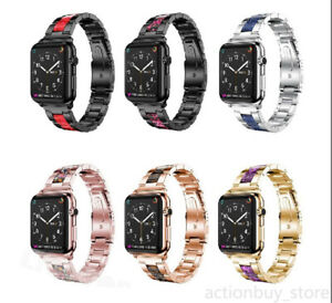 Stainless-Band-For-Apple-Watch-iWatch-1-2-3-4-Bracelet-Watch-Strap-38-40-42-44mm