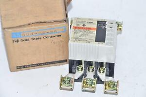Fuji-SS503-3Z-D5-Solid-State-Contactor-50A-AC240V-50-60Hz