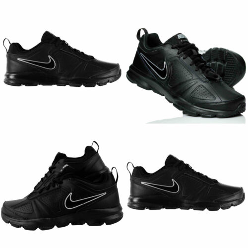 item 3 Mens Nike T Lite XL Trainers Black Training Sports Running Gym Shoes  Size -Mens Nike T Lite XL Trainers Black Training Sports Running Gym Shoes  Size