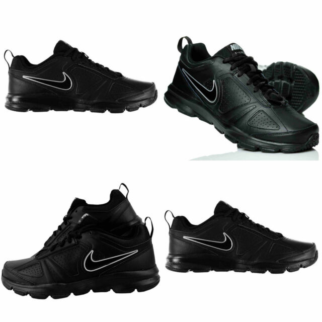 check out 25f93 68749 Mens Nike T Lite XL Trainers Black Training Sports Running Gym Shoes Size