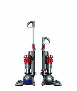 Dyson-Small-Ball-Multi-Floor-Upright-Vacuum-Red-Refurbished