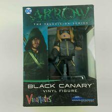 ARROW Reaction Black Canary Figure Funko 053635