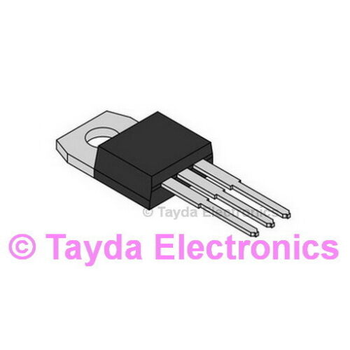 FREE SHIPPING 2 x TIP127 Transistor Complementary PNP 100V 5A