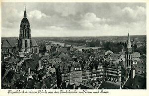 AK-Frankfurt-a-Main-Blick-v-d-Paulskirche-auf-Dom-und-Main-AB-20283