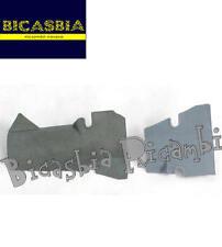7458 - PIASTRE SOTTO MANUBRIO IN PLASTICA VESPA 180 200 RALLY 150 SPRINT VELOCE