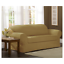 FURNITURE-SOLID-STRETCH-SLIP-COVER-FOR-SOFA-LOVE-SEAT-3-DIFFERENT-COLORS miniature 14