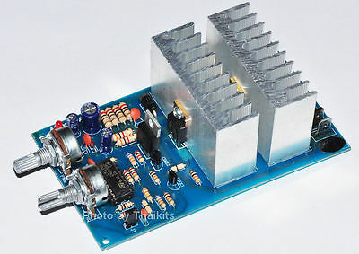 DC Motor Speed Controller HHO PWM 30A Max Frequency 100Hz/400Hz to 3kHz [MXA067]