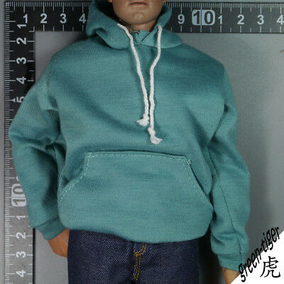 A803Blk 1:6 Scale ace action figure parts  hoody hoodie Street style Free Ship