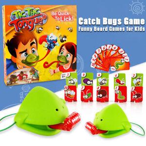 Bugs-lustige-nehmen-Karte-Essen-Pest-Fang-Desktop-Spiele-Brettspiele-fuer-Kinder