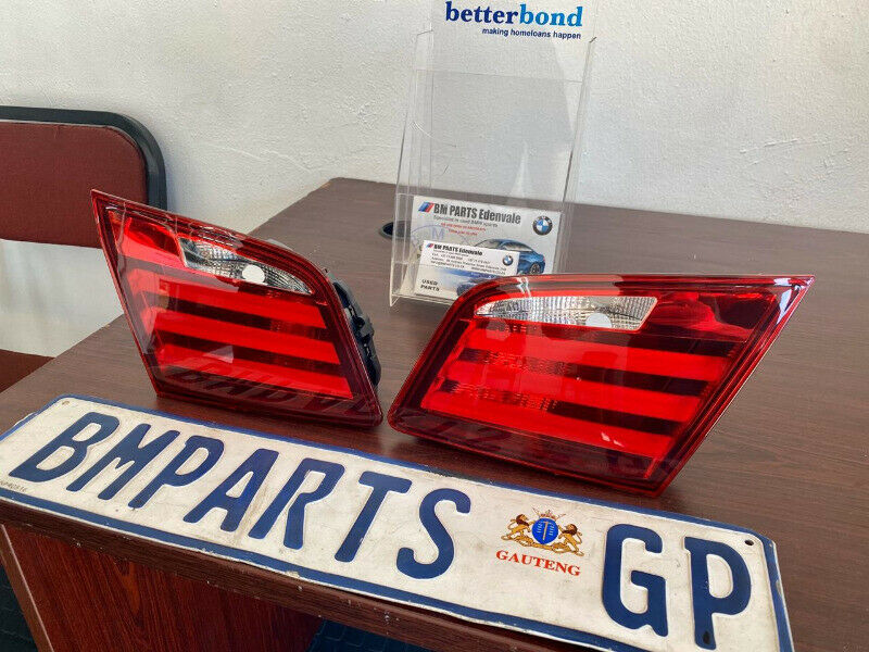 Bmw F10 5 series Inner Tailights For Sale