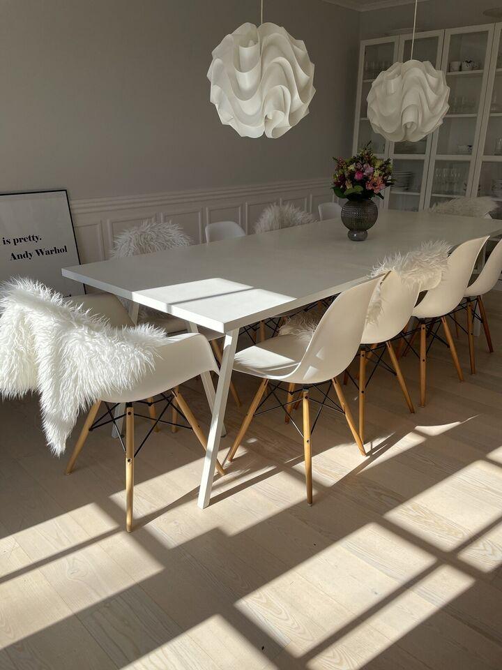 Bord/stolesæt, Charles Eames DSW