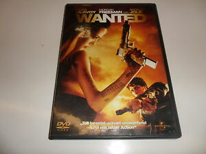 DVD  Wanted