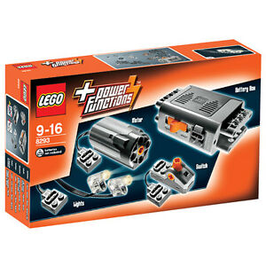 Lego technic power functions motor set 							 							</span>