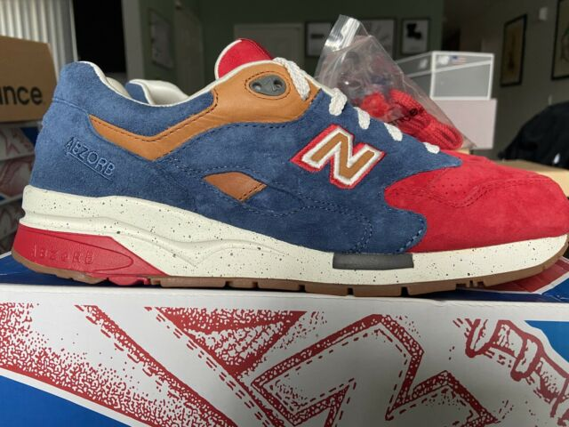 Size 10 - New Balance Classics Traditionnels Red - CM1600 for sale ...