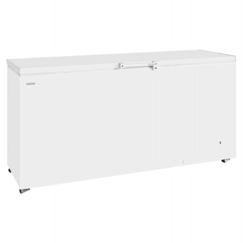 TEFCOLD GM600 NEW BIG WHITE CATERING COMMERCIAL CHEST FREEZER NEXT DAY DELIVERY