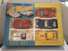 "Corgi No: 46 ""ALL WINNERS GIFT SET"" - (Original 1960's/Boxed/SCARCE)"
