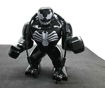 Stetig Big Black Venom Maxifigure Lego Movie Serie Superhero Anime Time Photos Plays Lego Minifiguren Lego Bau- & Konstruktionsspielzeug