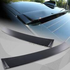 For 2006-2013 Lexus IS250 / IS350 IS-F ABS Matt Black Rear Roof Spoiler Wing