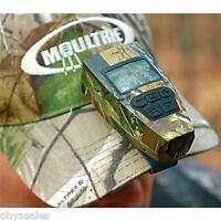 Moultrie Game Spy Action Re Action Hat Visor Cam Video Camera - Reaction Cam on sale