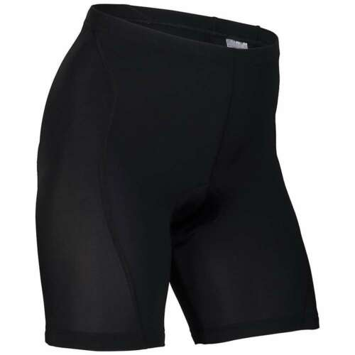 Cannondale Men/'s Classic Cycling Shorts w// Chamois Breathable Black NEW w// Tags