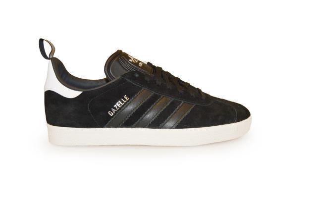 wholesale dealer f6b59 0b9e0 Adidas pour men Gazelle - S76224 - Baskets blackes whitehes