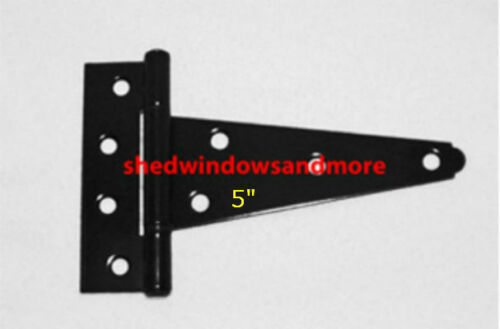 """5/"""" Heavy Duty Shed Hinges set of 24 Shed Barn Door Playhouse Treehouse Windows"""