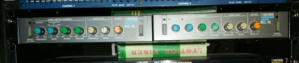 Effecter, BOSS RCL-10