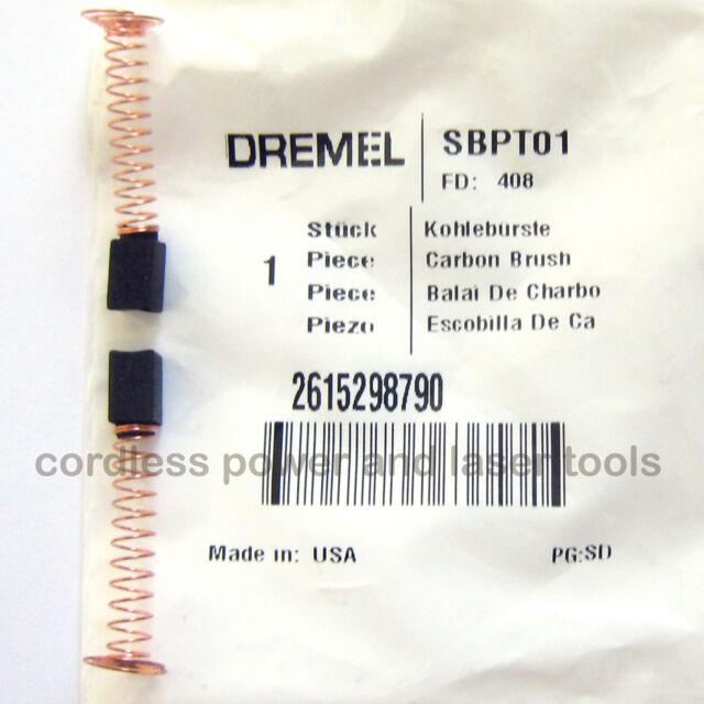 Dremel Genuine Carbon Brushes for the 6000 Orbital Sander Part 2 615 298 790