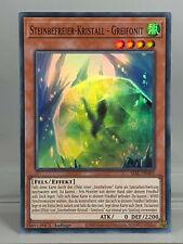 SESL-DE Steinbefreier Entstiegener-//Kristall DECK Fels 46 Karten #291 Yu-Gi-Oh