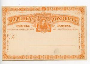 Honduras-postal-stationery-tarjeta-postal-sin-usar-Q872