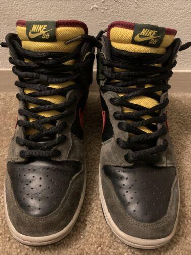 Rare 2008 Nike SB Dunk High Pro Boba Fett Sz 10 Jo