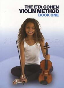 The-Eta-Cohen-Violin-Method-1-Sheet-Music-Book-Learn-How-To-Play